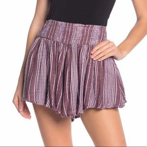 Free People She Will be Loved Shorts